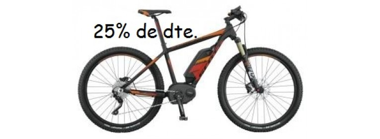Scott Aspect E-Bike 710